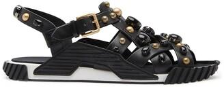Dolce & Gabbana NS1 studded sandals