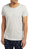 Polo Ralph Lauren Wide Crew Neck Lounge T-shirt, Grey