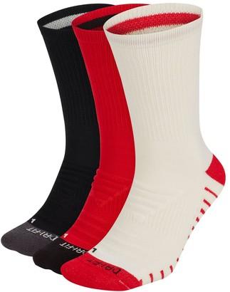 Nike Men's Everyday Max Cushioned Crew Training Socks (3 Pair)