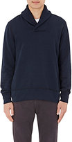 Rag & Bone MEN'S SHAWL-COLLAR SWEATSHIRT