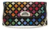 Christian Louboutin Vero Dodat Leather Convertible Clutch