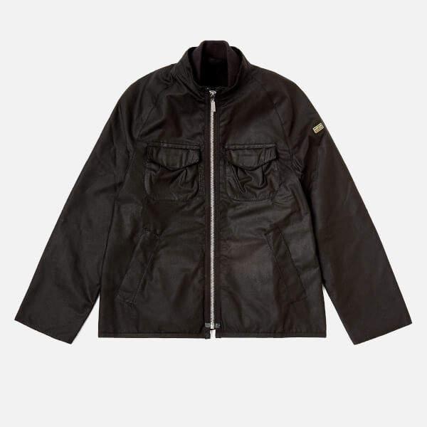 Barbour Boys' Bar Wax Jacket