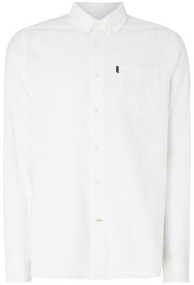 Barbour Plain Long Sleeve Collar Shirt Tailored Fit