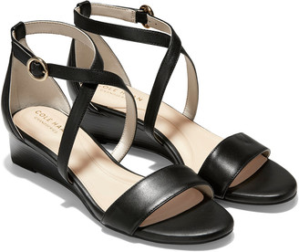 Cole Haan Hollie Leather Wedge