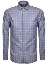 Boss Business BOSS HUGO BOSS Slim Fit Jason Shirt Navy