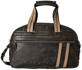 Scully Track Duffel Bag (Black) Duffel Bags