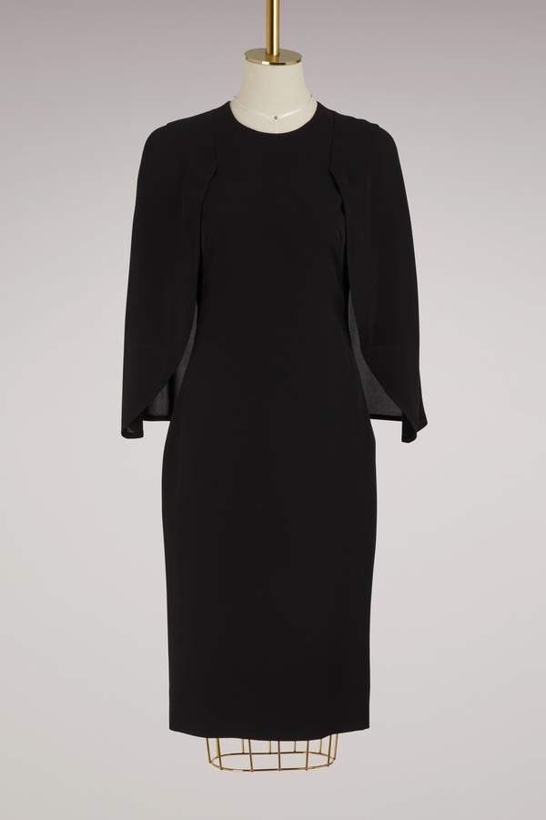 Givenchy Cocktail dress with cape