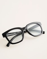 Peepers To the Max Focus Black Reading Glasses