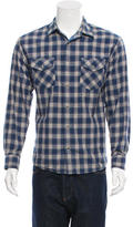Pendleton Plaid Button-Up Shirt