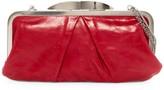 Hobo Haley Leather Clutch