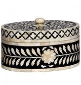 Mela Artisans Imperial Beauty Oval Box