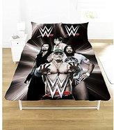 WWE Super Stars Duvet Set, 50 Percent Cotton/50 Percent Polyester, Multi-Colour, Double, 200 x 200 cm
