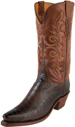 Lucchese 1883 by Women's N4064 5/4 Western Boot
