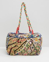 Raga Small Bag With Braided Handles