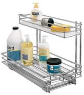 """Lynk Professional® Pull Out Under Sink Drawer - 2 Tier Sliding Cabinet Organizer 11.5""""w x 18""""d"""