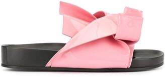 No.21 Bow Open-Toe Sandals