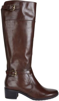 Jane Debster Hamish Brown Glove Boot