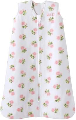 Halo Baby Girl SleepSack Rose Art Microfleece Wearable Blanket