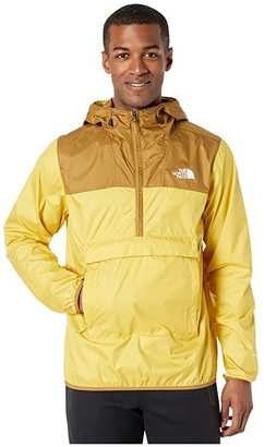 The North Face Fanorak (British Khaki/Bamboo Yellow) Men's Coat