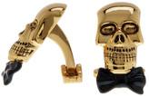 Paul Smith Bowtie Skull Cuff Links