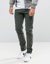 Selected Skinny Fit Chino with Stretch