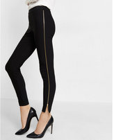 Express mid rise side zip legging