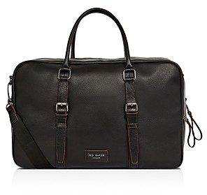 Ted Baker Waine Leather Holdall Bag