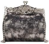Patricia Nash Metallic Leather Rosaria Clutch