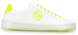 Philipp Plein Neon Rock low-top sneakers