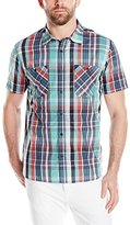 Levi's Men's Irons Short-Sleeve Poplin Shirt