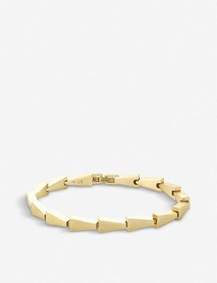 Kendra Scott Leon Link 14ct gold-plated bracelet