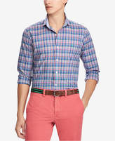Polo Ralph Lauren Men's Big & Tall Classic Fit Plaid Sport Shirt