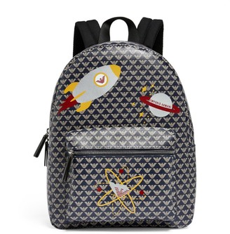 Emporio Armani Kids Space Graphic Backpack