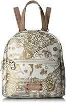 Sakroots Women's Mini Crossbody Backpack