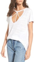 LnA Women's Willow Strappy Tee