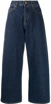 Aspesi Wide Leg Jeans
