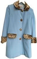 VIVETTA Blue Wool Coat for Women