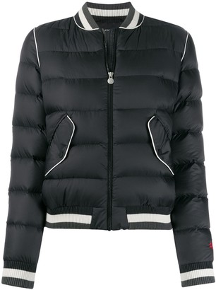Perfect Moment quilted bomber jacket