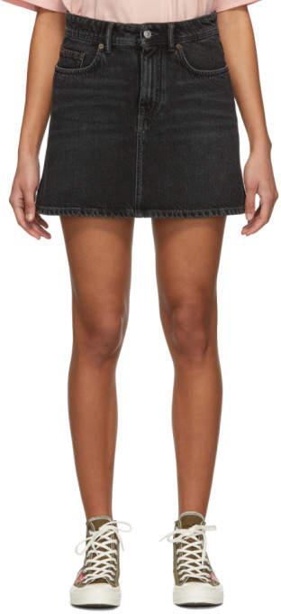 397526e205 Acne Denim Skirt - ShopStyle