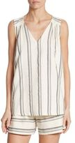 Hatch Lyndi Striped Top