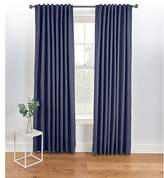 George Home Blackout Curtains - Blue