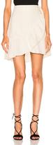 A.L.C. Hampton Skirt in White.