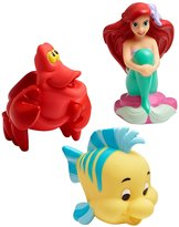 The First Years Disney Baby The Little Mermaid Bath Squirt Toys