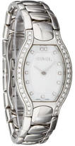 Ebel Diamond Beluga Tonneau Watch