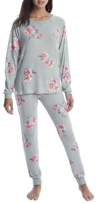 Flora Nikrooz Maddie Hacci Knit Pajama Set