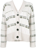 3.1 Phillip Lim Draped-back cardigan