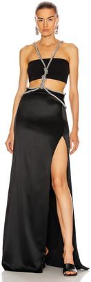 Altuzarra Slit Skirt in Black | FWRD