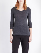 French Connection Round-neck cashmere jumper