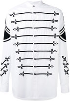 Ports 1961 naval rope embroidered shirt