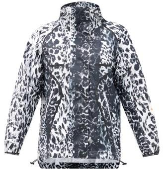 adidas by Stella McCartney Truepurpose Animal-print Hooded Jacket - Animal